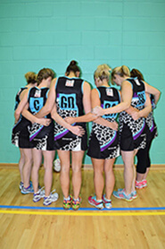 RL360° Young Farmers Netball team